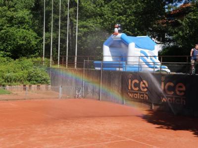 tennis ete enfant
