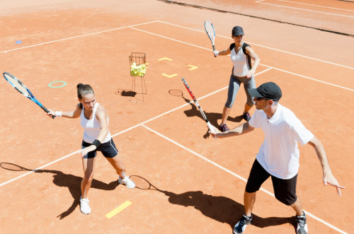 ecole tennis